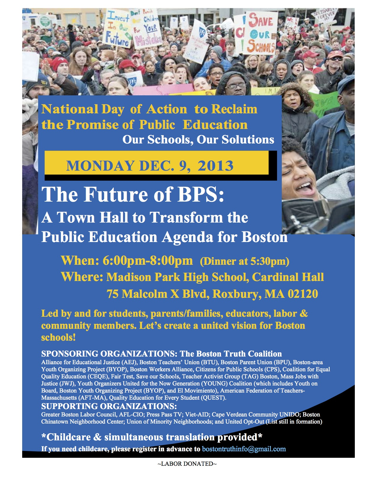 Day of Action flyer-Boston